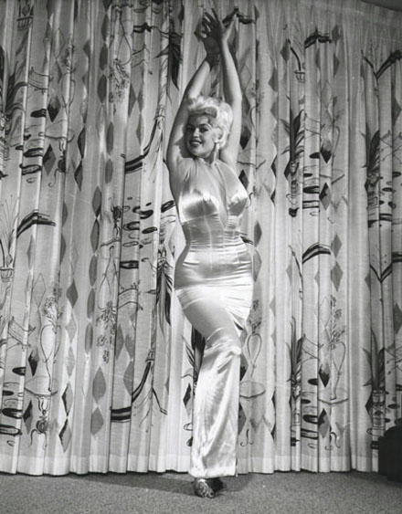 Jayne Mansfield - On Stage