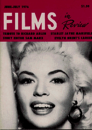 Jayne Mansfield - Films in Review