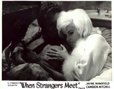 Jayne Mansfield - When Strangers meet