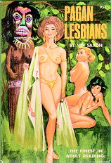 Pulp Fiction Covers - Pagan Lesbians