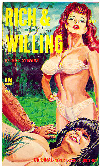 Pulp Fiction Covers - Rich and willing