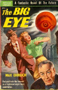 Pulp Fiction Covers - The Big Eye