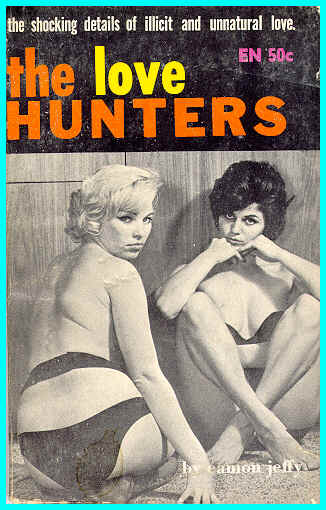 Pulp Fiction Covers - The Love Hunters