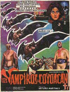 Santo - Los Vampyros di Coyoacan