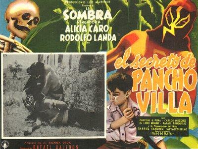 Santo - El Secreto de Pancho Villa