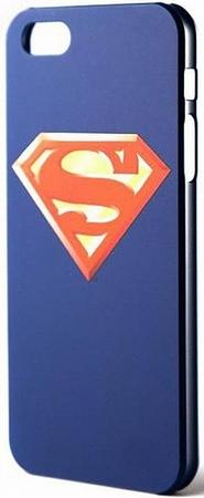 Superman Classic Logo iPhone 5 Cover Handyschutzhülle