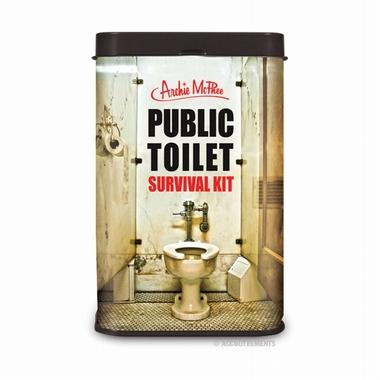 Public Toilet Survial Kit - Lebensretter f�r das �ffentliche WC