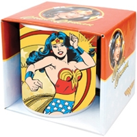 Tasse - Wonder Woman - Action