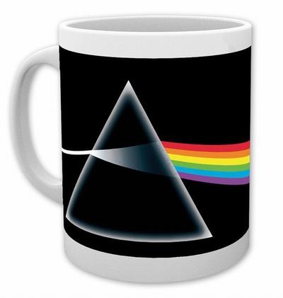 Pink Floyd Tasse Dark Side of the Moon