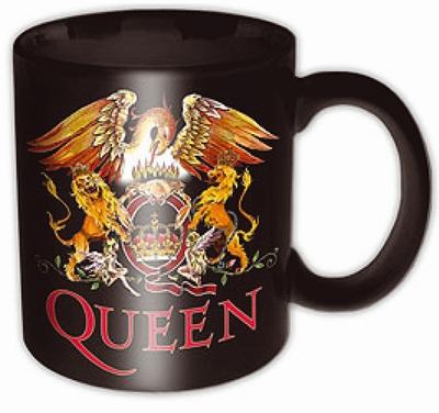 Queen Tasse - Classic Crest