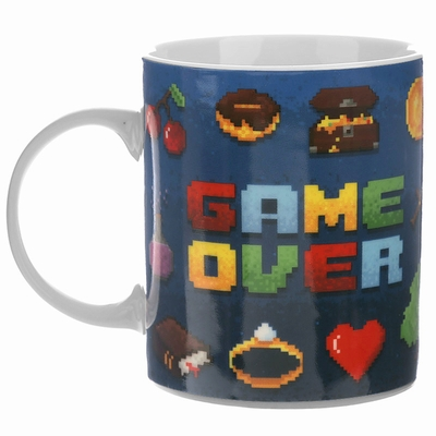 Game Over Tasse