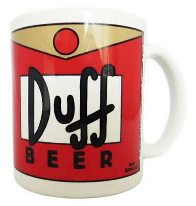 Die Simpsons Tasse - Duff Beer