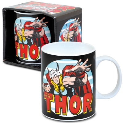 The Mighty Thor Tasse Marvel
