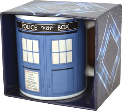 Tasse - Doctor Who Tardis
