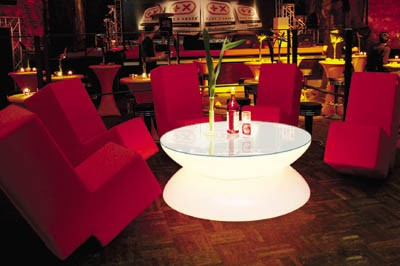 Lounge Table Indoor Gastronomie