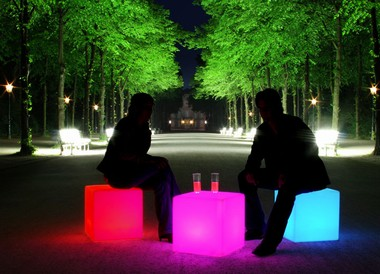Cube LED Akku Outdoor