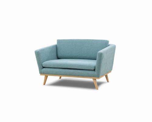Klang Und Kleid Möbel Fifties Sofa 120 Baumwolle Indien
