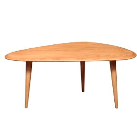 Pin 50er nierentisch coffee kidney table tisch rockabilly for Petite table basse scandinave