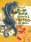 3 x ORLANDO S PUNK ROCK & TATTOO ART BOOK