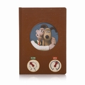 Wallace & Gromit - A5 Notizbuch