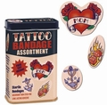 2 x TATTOO PFLASTER SET