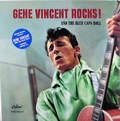 GENE VINCENT - Gene Vincent Rocks And The Blue Caps Roll
