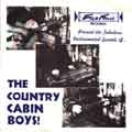 COUNTRY CABIN BOYS - PRESENT THE FABULOUS INSTRUMENTAL SOUNDS OF