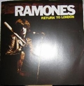 RAMONES - RETURN TO LONDON AGAIN