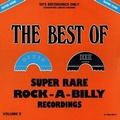 VARIOUS ARTISTS - The Best Of Super Rare Rock-a-billy Recordings Vol. 5