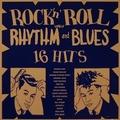1 x VARIOUS ARTISTS - ROCK'N'ROLL VS RHYTHM AND BLUES