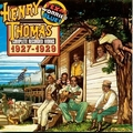HENRY THOMAS - Complete Recorded Works 1927 - 1929