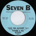 1 x ROGER AND THE GYPSIES - PASS THE HATCHET