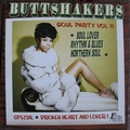 VARIOUS ARTISTS - Buttshakers Soul Party Vol. 11
