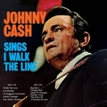 JOHNNY CASH - Sings I Walk The Line