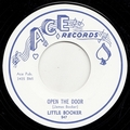 LITTLE BOOKER - Open The Door