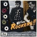 VARIOUS ARTISTS - We Are The Rockers!! Vol. 2
