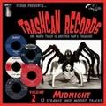 VARIOUS ARTISTS - Trashcan Records Vol. 2 - Midnight
