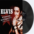 ELVIS PRESLEY - 40th Anniversary Best Of Singles A and B