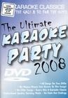 The Ultimate Karaoke Party 2008 [2 DVDs]