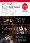 William Shakespeare - Comedy/Romance/Trag. [LE]