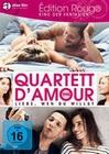 Quartett D` Ammour - Liebe, wen Du willst