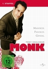 Monk - Staffel 1 [4 DVDs]