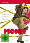 Monk - Staffel 2 [4 DVDs]
