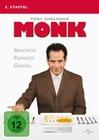 Monk - Staffel 5 [4 DVDs]