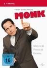 Monk - Staffel 6 [4 DVDs]