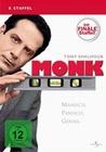 Monk - Staffel 8 [4 DVDs]