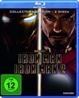 Iron Man 1+2 [CE] [2 BRs]