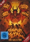 Maximum Metal [4 DVDs]