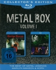 Metal Box Volume 1: Korn/M. Manson [CE] [2 BRs]