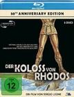 Der Koloss von Rhodos - 50th Anniv. Ed. (+ DVD)